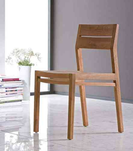 Ethnicraft Teak EX1 Chair - Stuhl