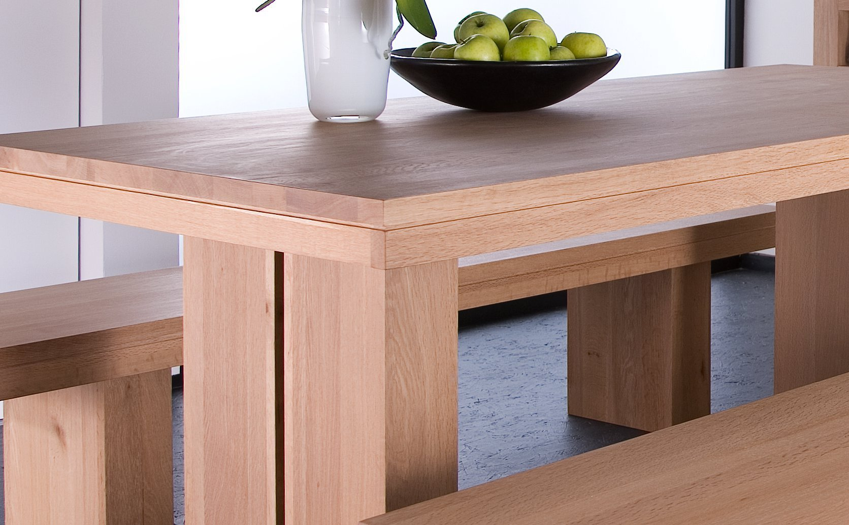 Dining Table Ethnicraft Double Dining Table