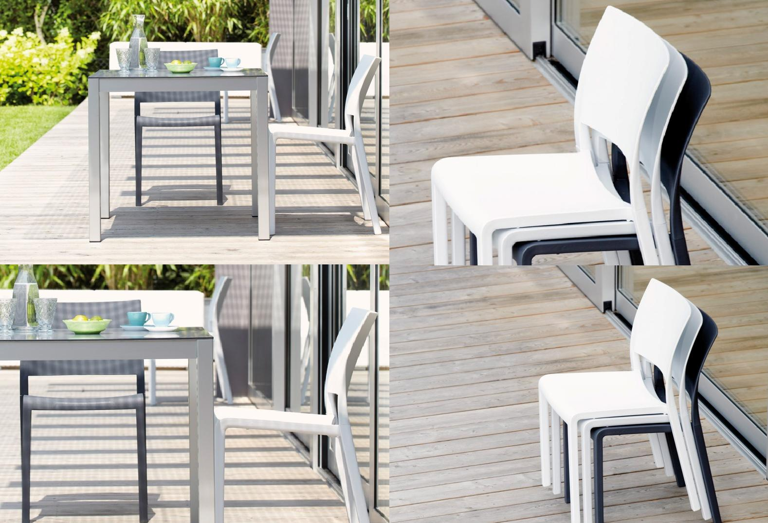 jan kurtz fiona stapelstuhl gartenstuhl teakwoodstore24. Black Bedroom Furniture Sets. Home Design Ideas