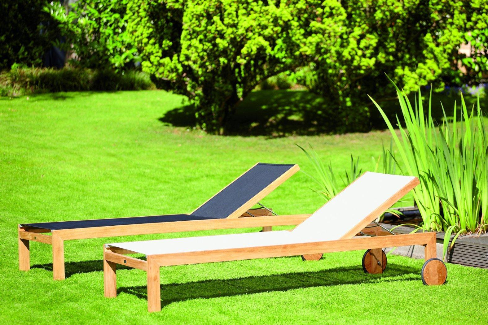 jan kurtz sonoma sonnenliege - gartenliege - teakwoodstore24, Garten und erstellen
