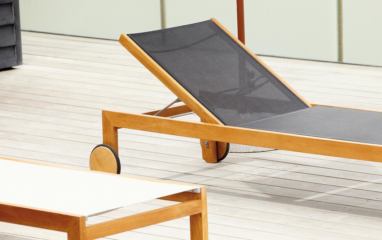 jan kurtz sonoma sonnenliege gartenliege teakwoodstore24. Black Bedroom Furniture Sets. Home Design Ideas