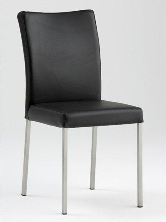 jan kurtz stuhl nick bovine lederstuhl teakwoodstore24. Black Bedroom Furniture Sets. Home Design Ideas