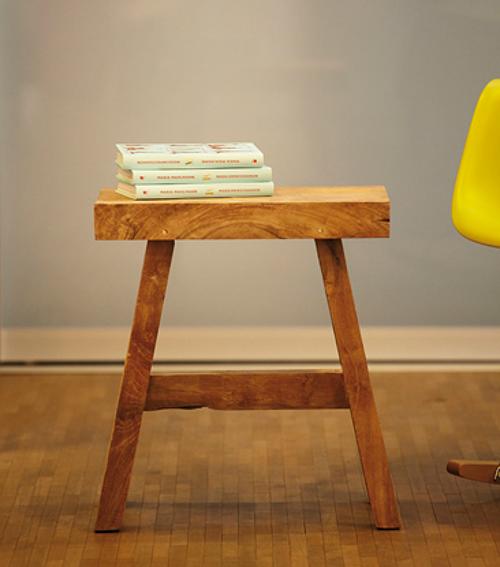 jan kurtz dingklik hocker aus teak hocker teakwoodstore24. Black Bedroom Furniture Sets. Home Design Ideas