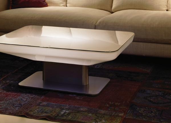 Moree studio tisch leuchttisch teakwoodstore24 for Tisch eins design studio