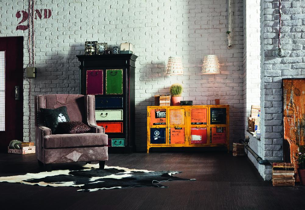 Kare-Design Sideboard Underground - Teakwoodstore24