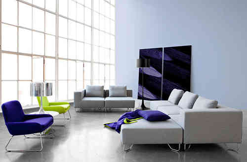 Softline Lotus Design Sofa - Modulsofa
