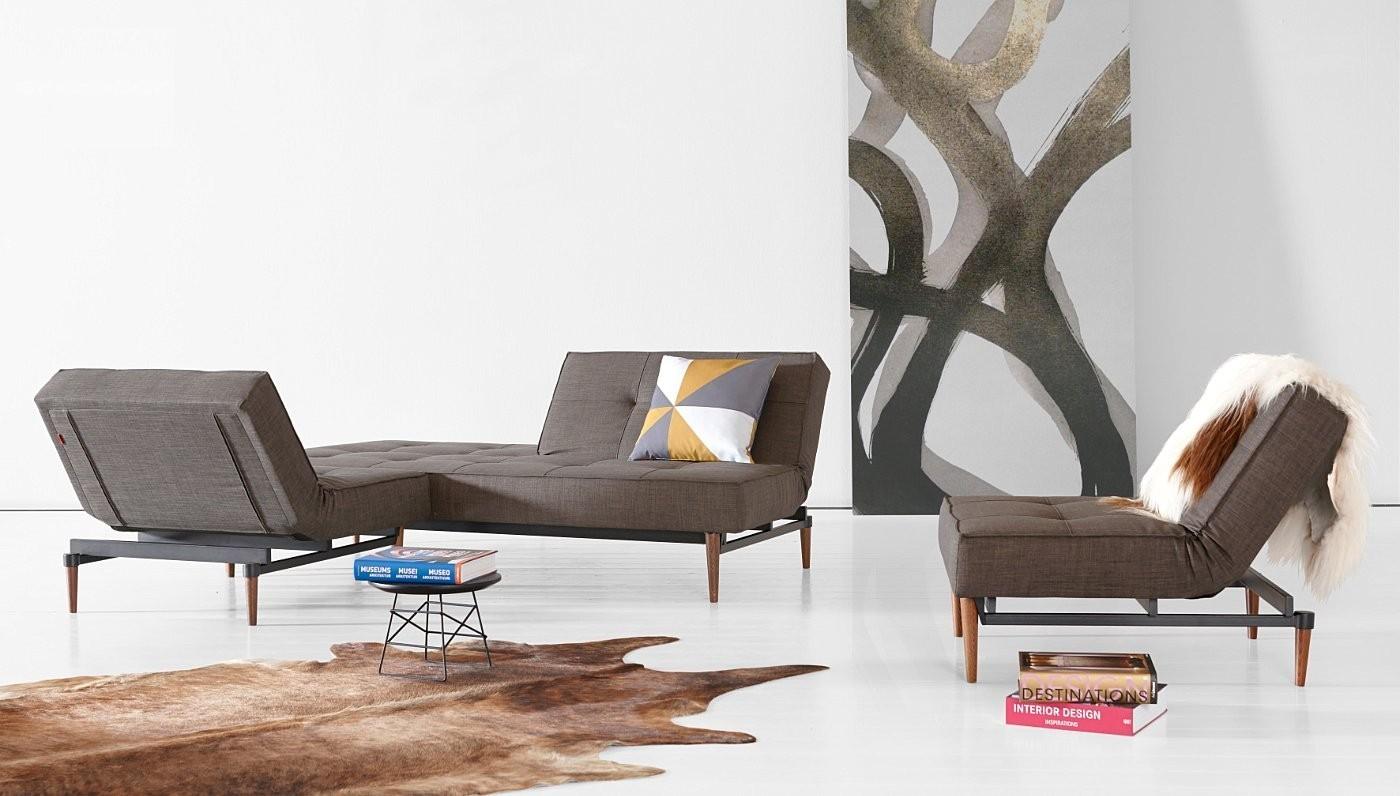 innovation splitback wood schlafsofa teakwoodstore24. Black Bedroom Furniture Sets. Home Design Ideas