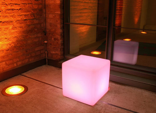 Moree Cube Outdoor LED - Leuchttisch