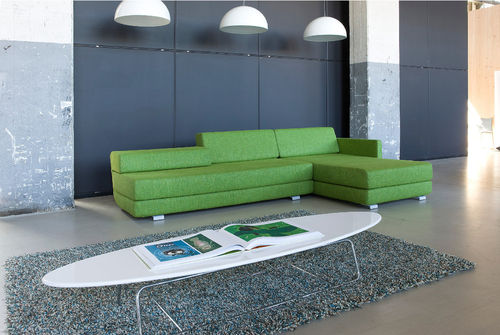Softline Lounge Design Sofa - Schlafsofa