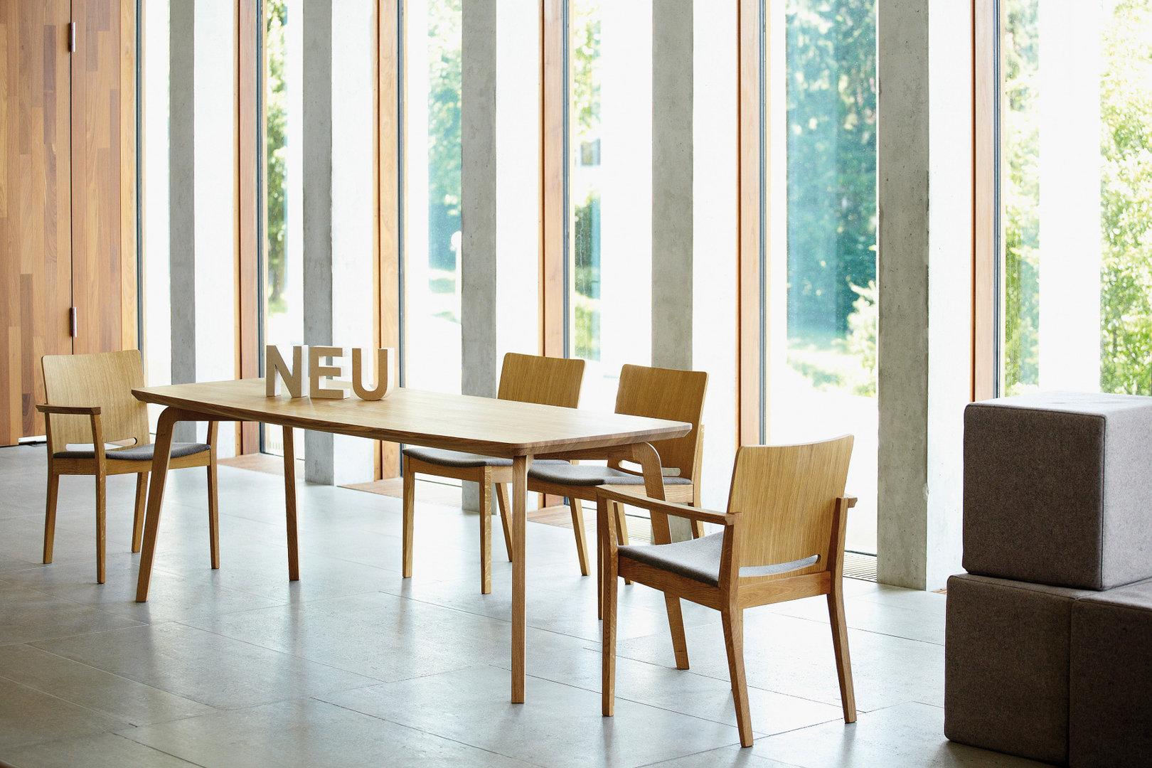 jan kurtz dweller tisch esstisch teakwoodstore24. Black Bedroom Furniture Sets. Home Design Ideas