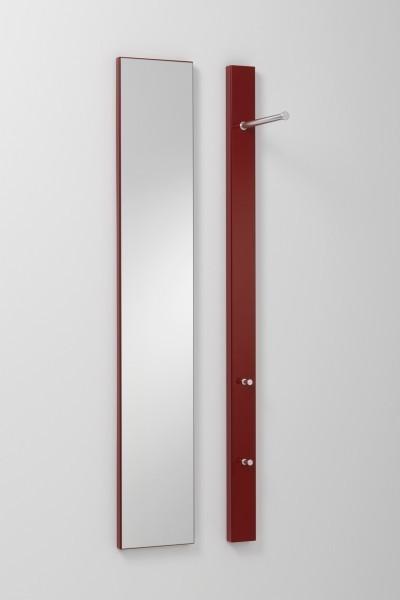 jan kurtz paddy spiegel garderobenspiegel teakwoodstore24. Black Bedroom Furniture Sets. Home Design Ideas