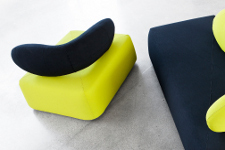 Softline Chat Design Sessel / Element - Sessel