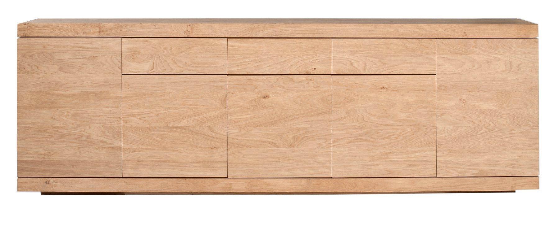 ethnicraft oak burger dressoir sideboard teakwoodstore24. Black Bedroom Furniture Sets. Home Design Ideas