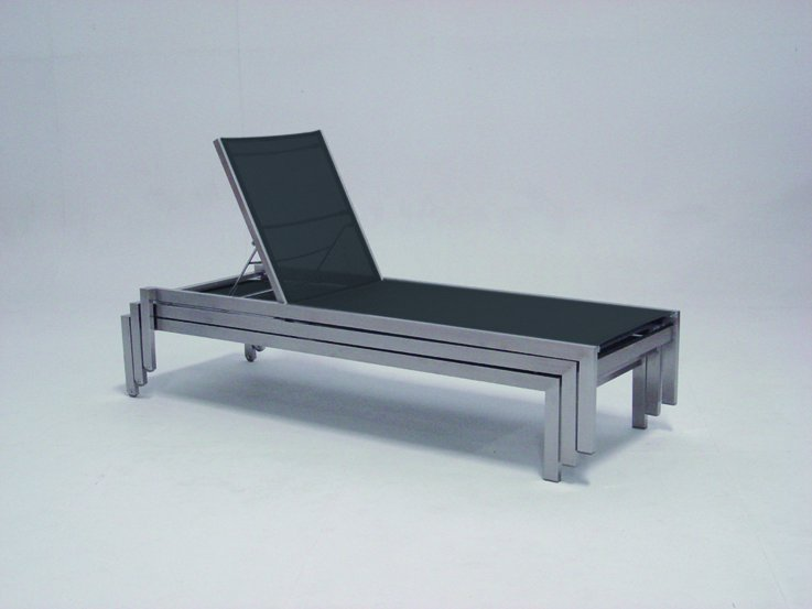 jan kurtz quadrato liege gartenliege teakwoodstore24. Black Bedroom Furniture Sets. Home Design Ideas