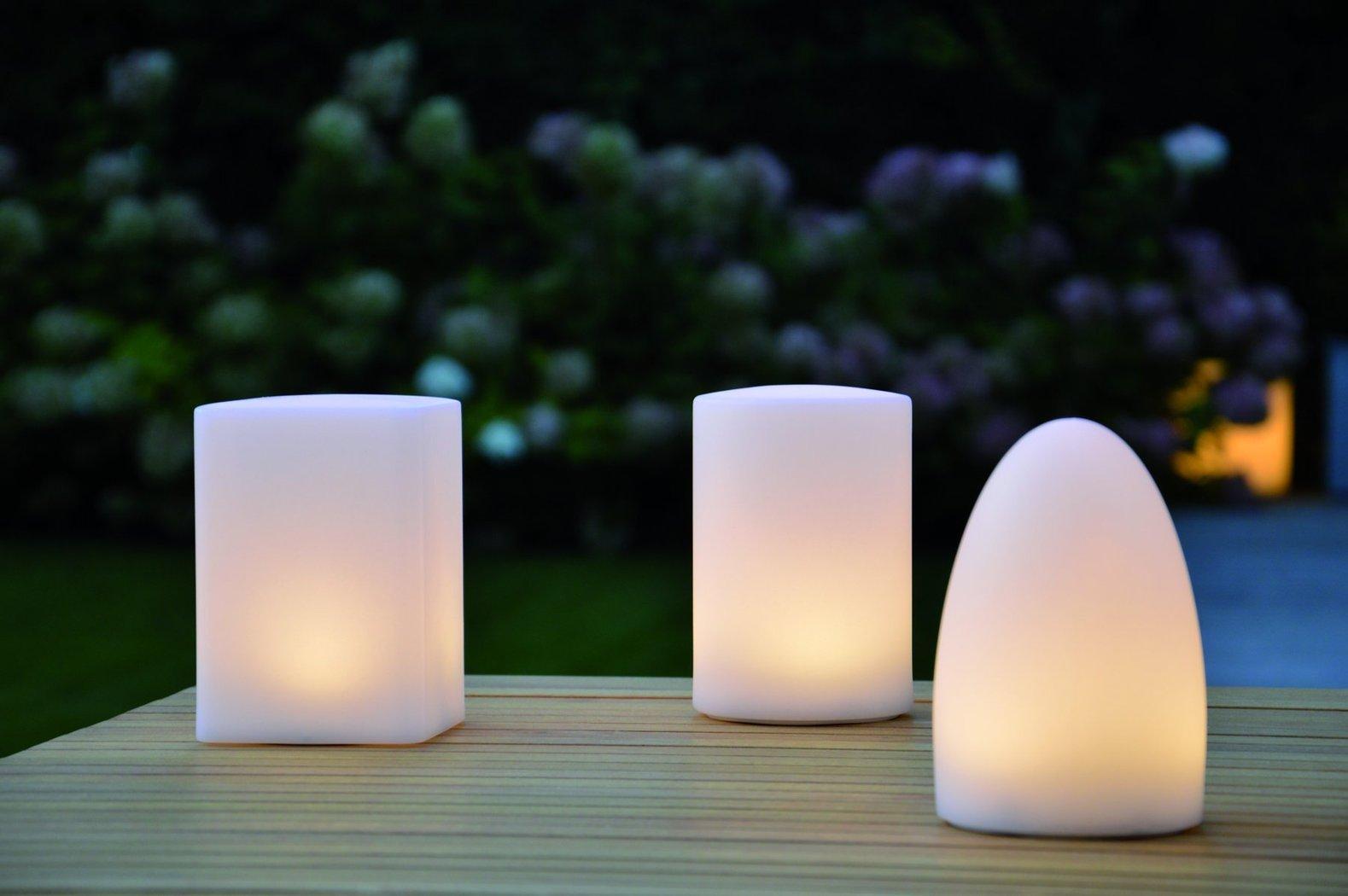 jan kurtz cube egg und tower outdoor leuchte teakwoodstore24. Black Bedroom Furniture Sets. Home Design Ideas