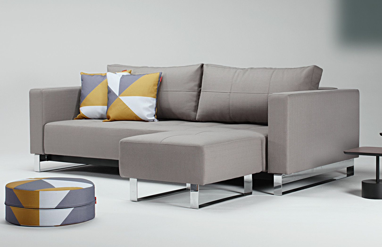 Schlafsofa design lounge  Innovation Cassius Design Sofa - Schlafsofa - Teakwoodstore24