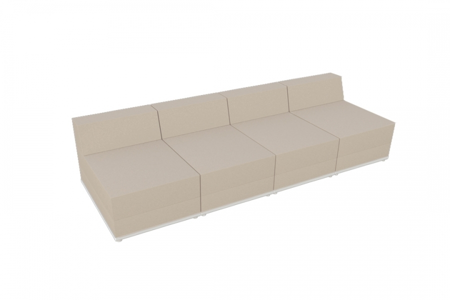 Radius design 4 inside out loungesystem teakwoodstore24 for 4 inside schlafsofa