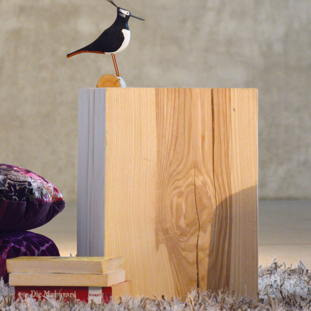 jan kurtz block esche massivholz hocker teakwoodstore24. Black Bedroom Furniture Sets. Home Design Ideas