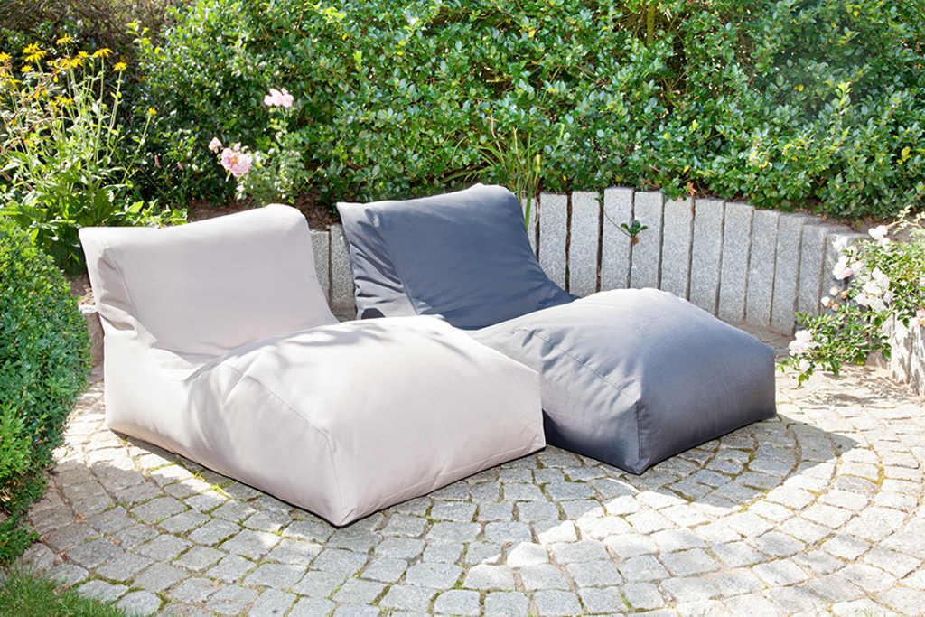 outbag wave plus outdoor sitzsack teakwoodstore24. Black Bedroom Furniture Sets. Home Design Ideas
