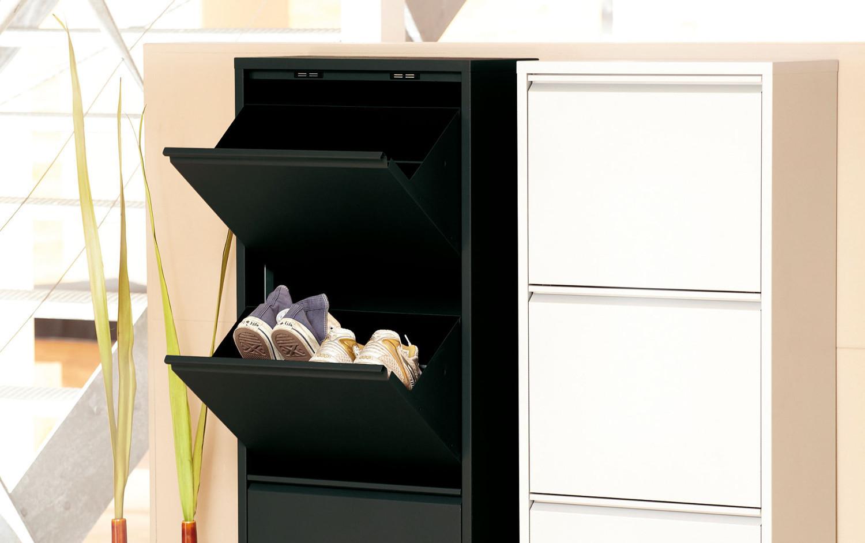 jan kurtz double berry 4 schuhschrank teakwoodstore24. Black Bedroom Furniture Sets. Home Design Ideas
