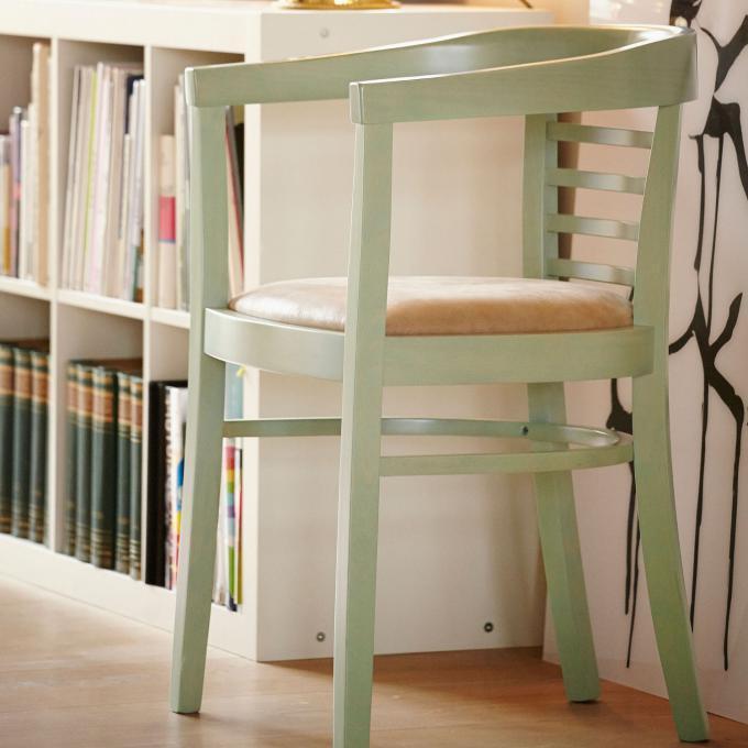 jan kurtz charles stuhl farbig armlehnstuhl teakwoodstore24. Black Bedroom Furniture Sets. Home Design Ideas