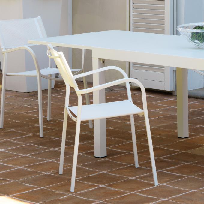 jan kurtz lux armlehnstuhl gartenstuhl teakwoodstore24. Black Bedroom Furniture Sets. Home Design Ideas