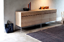 Ethnicraft Oak Ligna Dressoir - Sideboard
