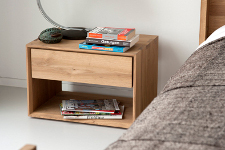Ethnicraft Oak Nordic II Nightstand - Nachttisch