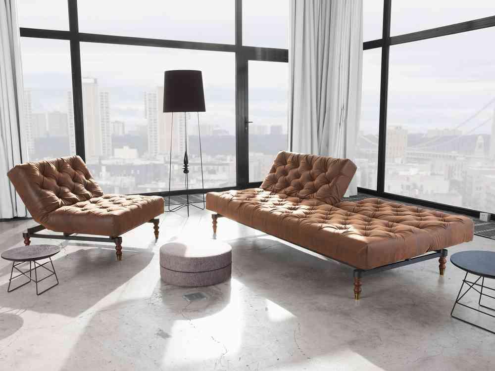 Design Bettsofa Free Bettsofa Leder Luxus Fresh Tufted Sofa