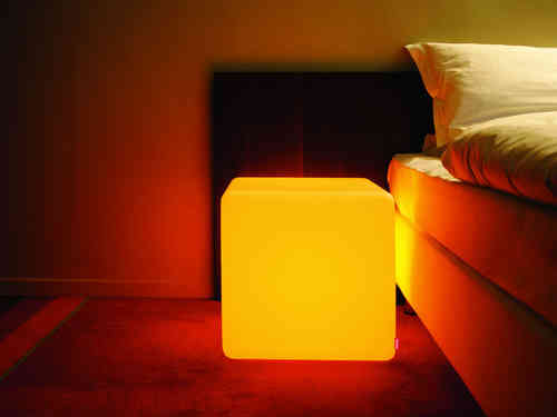 Moree Cube Indoor LED - Leuchttisch