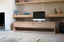 Ethnicraft Oak Nordic TV Cupboard - Mediaboard