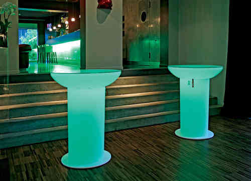 Moree Lounge Up LED PRO - Stehtisch