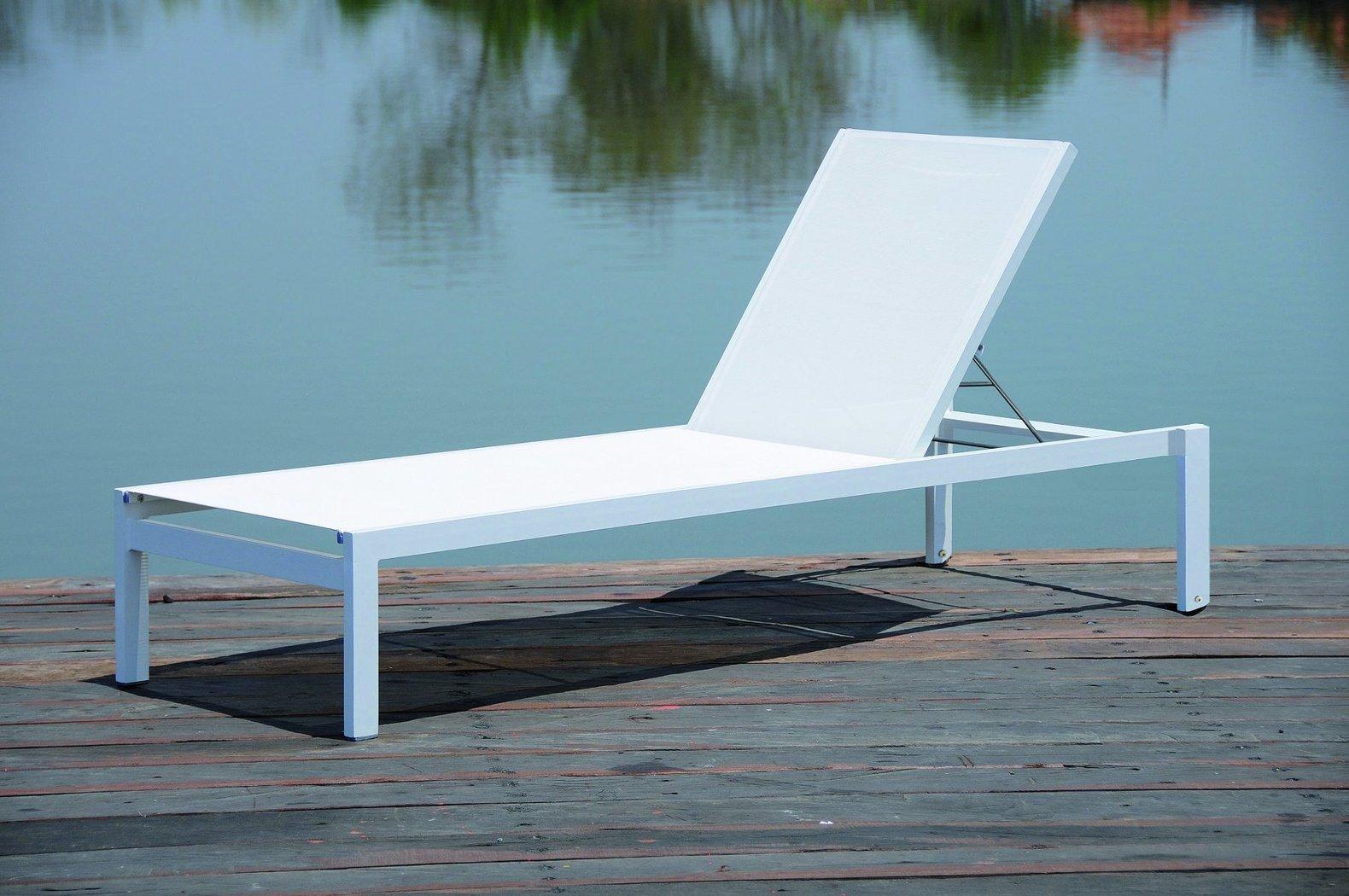 jan kurtz quadrato liege gartenliege. Black Bedroom Furniture Sets. Home Design Ideas