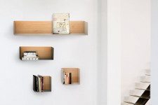 Universo Positivo U-Shelf - Wandregal