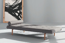 Innovation Napper Wood Design Sofa - Schlafsofa