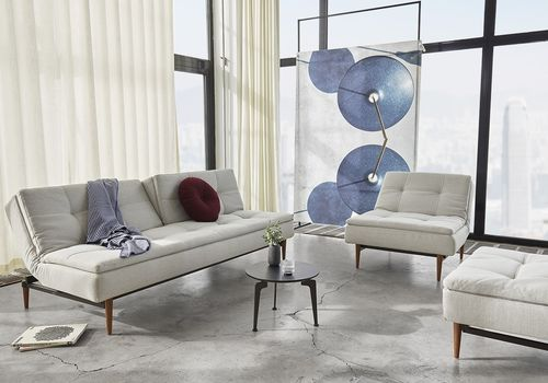Innovation Dublexo Styletto Sofa - Schlafsofa