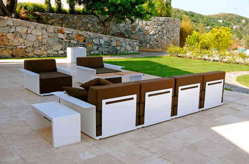 Radius Design 4 Inside & Out - Loungesystem