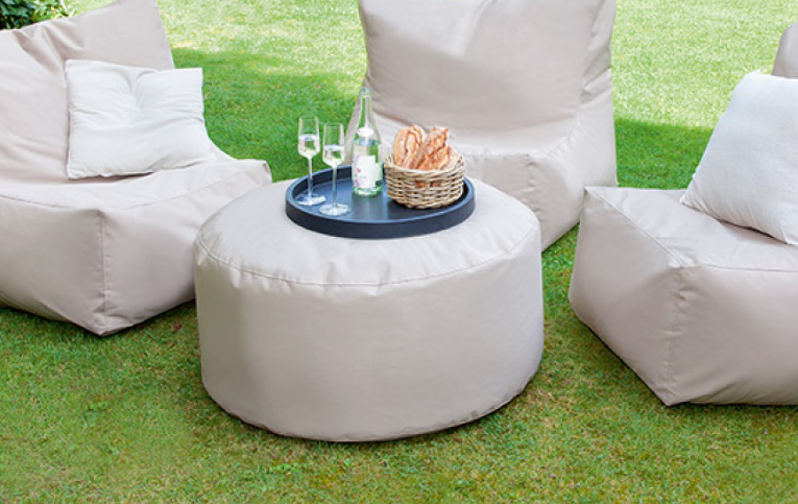 Outdoor Hocker outbag cake plus outdoor hocker teakwoodstore24