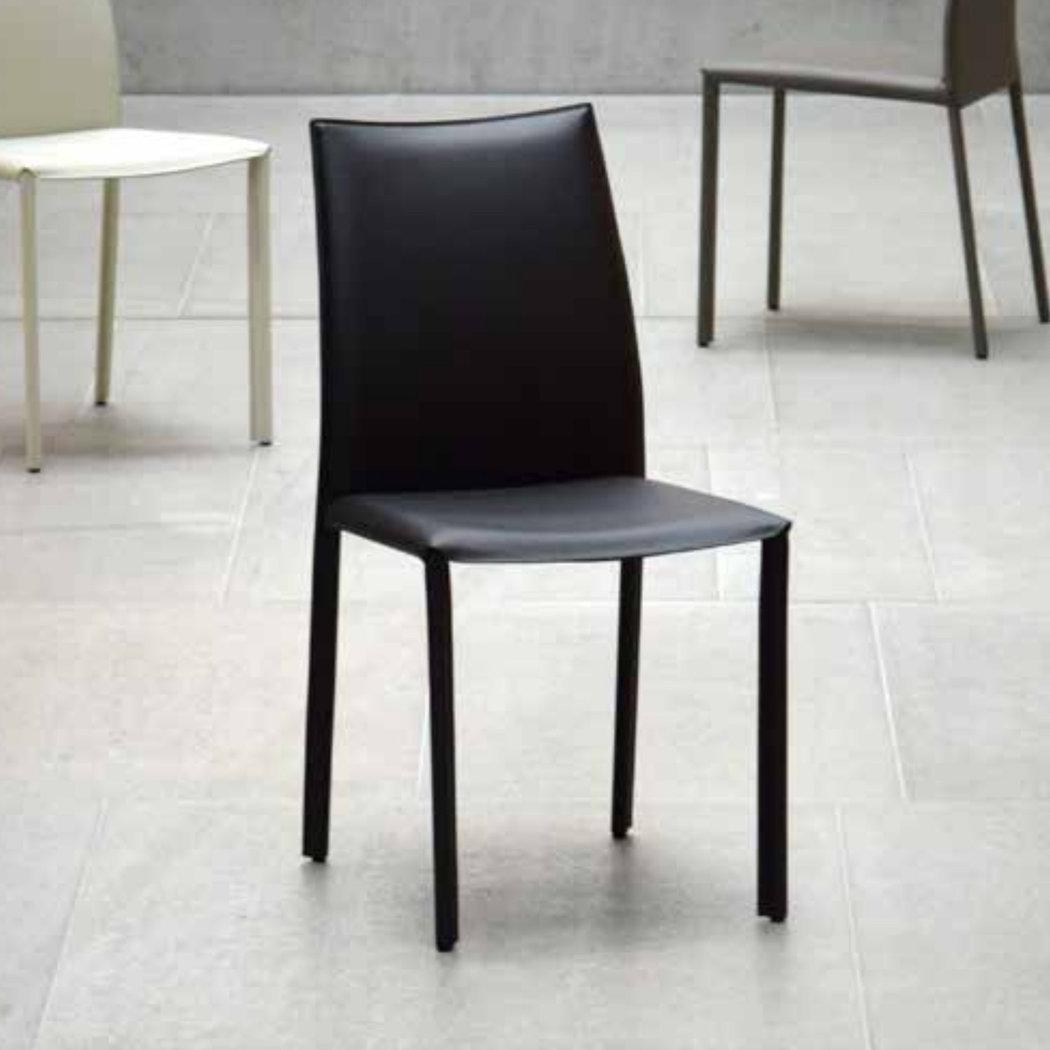jan kurtz stuhl anado lederstuhl teakwoodstore24. Black Bedroom Furniture Sets. Home Design Ideas