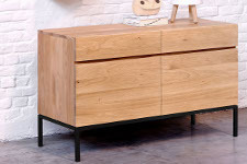 Ethnicraft Oak Ligna Black - Sideboard