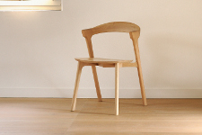 Ethnicraft Oak Bok Chair - Stuhl Eiche