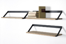 Ethnicraft Oak Ribbon Shelf - Wandregal Eiche