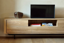 Ethnicraft Oak Shadow Black - TV-Board